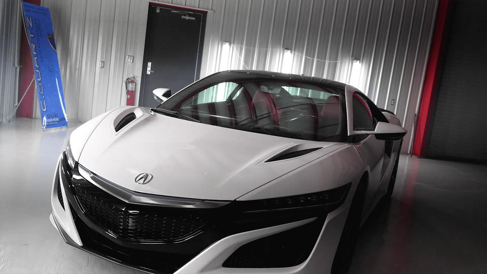 Prieg's Detail Garage (NSX) (Video)